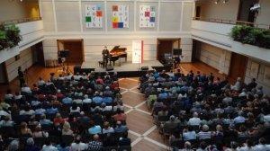 Michael Kahr @ Austrian Cultural Forum in Washington D.C.
